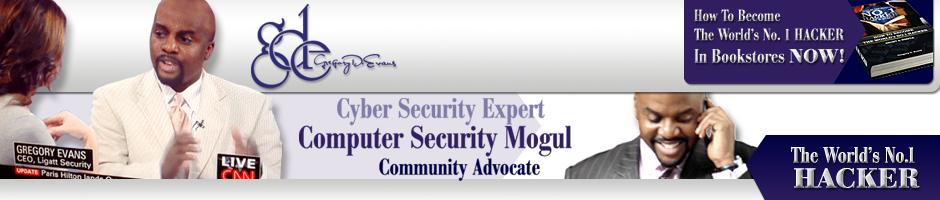 Computer Security Expert Gregory Evans