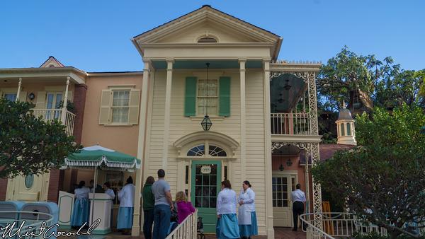 Disneyland Resort, Disneyland, Frontierland, River Belle Terrace, Fantasmic, Dining