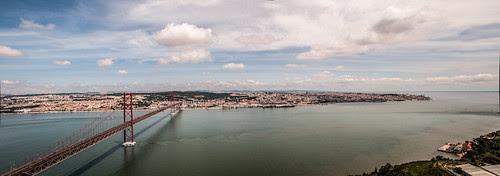 Puente del 25 de Abril, Lisboa