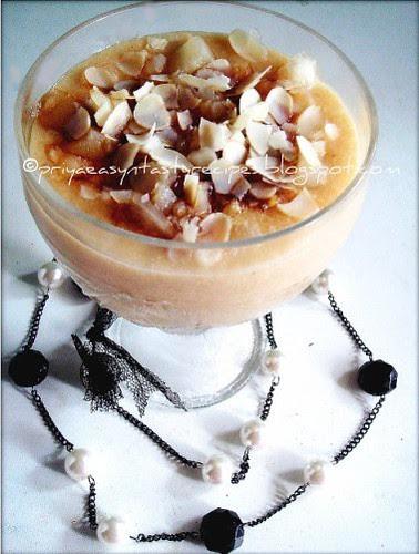 Caramel-Pineapple Phirni