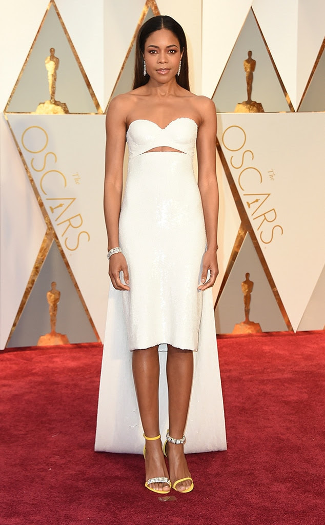 Oscars 2017 Red Carpet Arrivals Naomie Harris, 2017 Oscars, Academy Awards, Arrivals