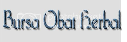 Bursa obat herbal