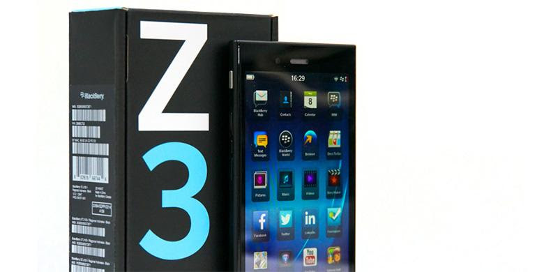 Review BlackBerry Z3 Jakarta: Bukan Sekadar BB Murah
