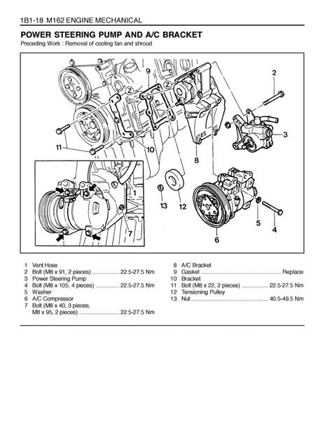 SsangYong Korando Workshop Service Repair Manual 1997-2000