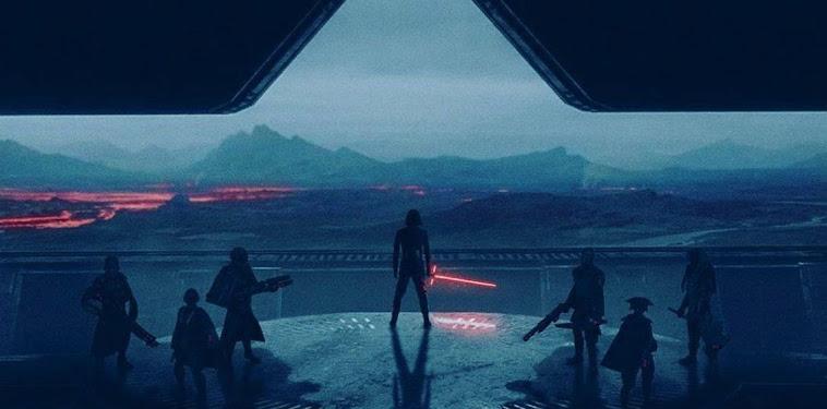 Star Wars Episode 9 Wallpaper