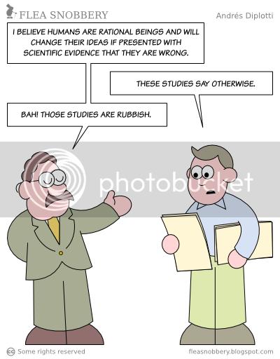 Contrary evidence