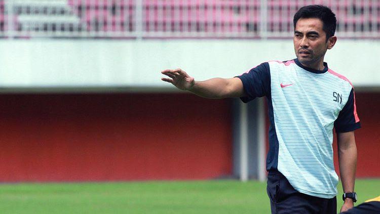 Asisten pelatih PSS Sleman, Seto Nurdiyantoro. Copyright: © pss-sleman.co.id