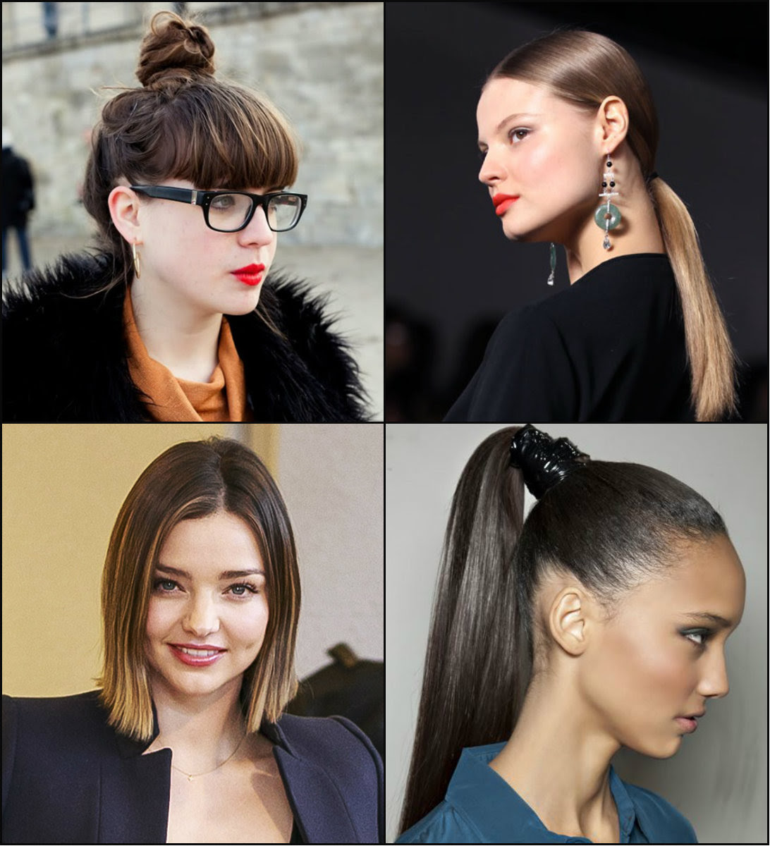 Strict Office Work Hairstyles 2017 For Business Women Hairstyle 2017