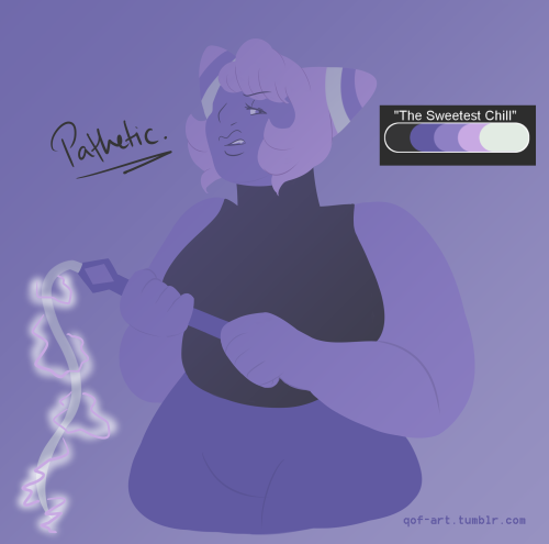 Anonymous said: Holly Blue in the Sweetest Chill for the palette challenge? Answer: Ahh first time doing a palette challenge and I think it turned out alright? Thanks for the request!