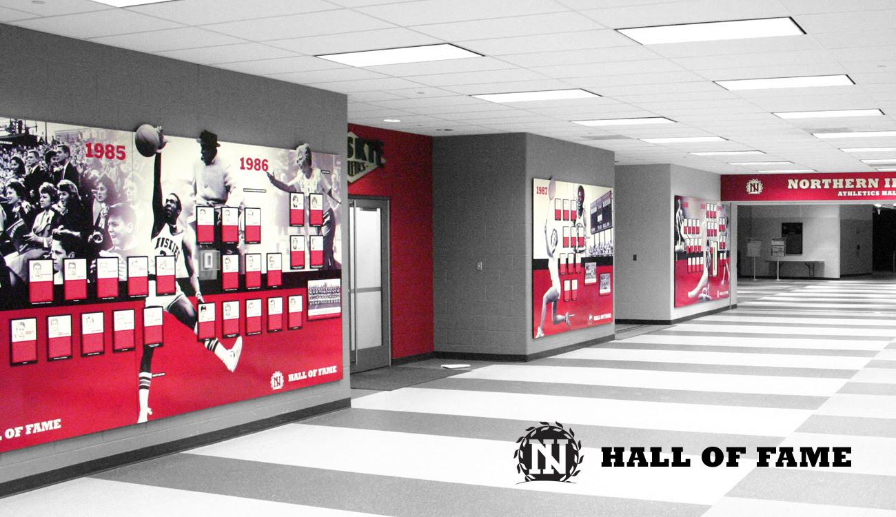 NIU Hall of Fame   Streng Agency