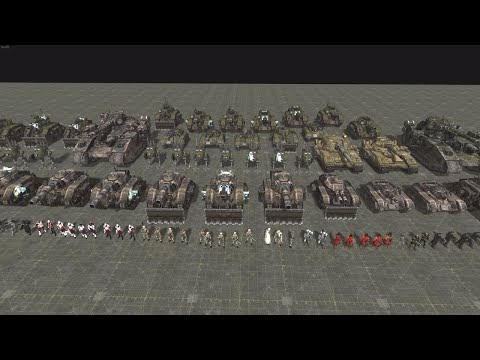 MoW: Assault Squad 2 ► 40k Army Showcase!