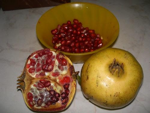 rodi rogdi pomegranate