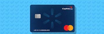 Walmart Credit Card Login Capital One