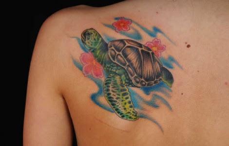 Sea Turtle Tattoos Images Tattoos Designs Ideas