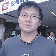 Jon Choo in Local Paper