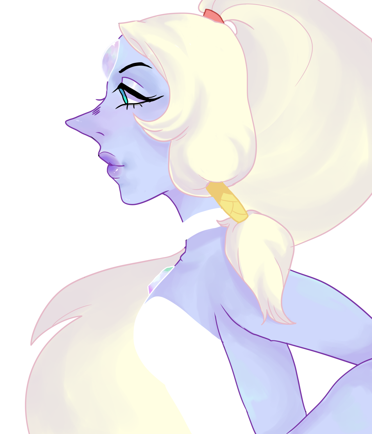 Opal is my favorite fusion