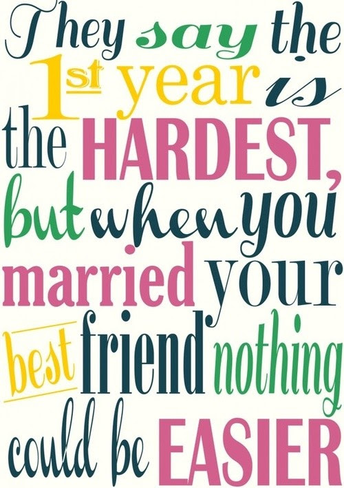 One Year Anniversary Quotes Sayings One Year Anniversary Picture