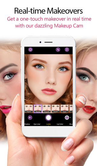 Makeup tips app