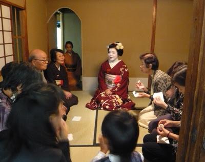 京都展,2012,松菱物産展,京都物産展,デパート,舞妓さん