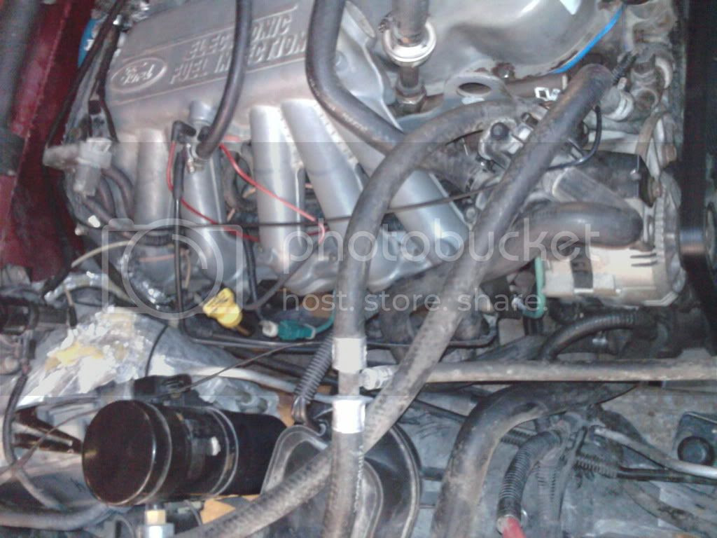 1996 f150 4.9 I6 Replaced Head Gasket now shakes violently ...