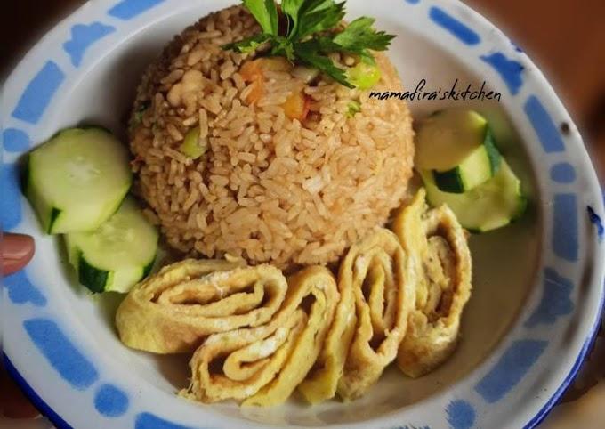 Resep Nasi Goreng Kampung Lezat