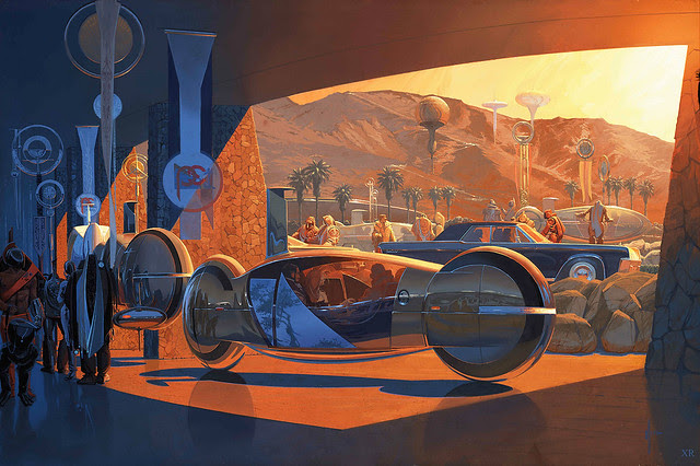 2006 ... Palm Springs - Syd Mead
