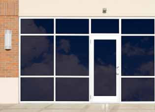 Decorative Window Film Privacy Frosted Blackout Whiteout Window