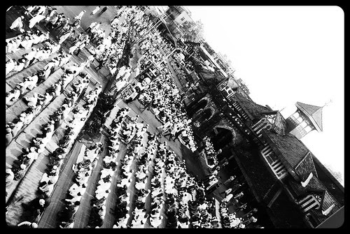 Eid Ul Fitr 2010 Bandra Station Road by firoze shakir photographerno1