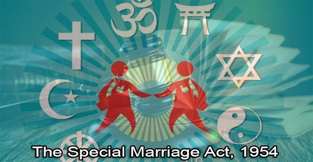 Special Marriage Act Violates Right To Privacy