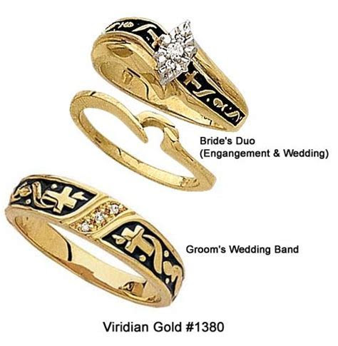 Keep those Engagement and Wedding rings together!