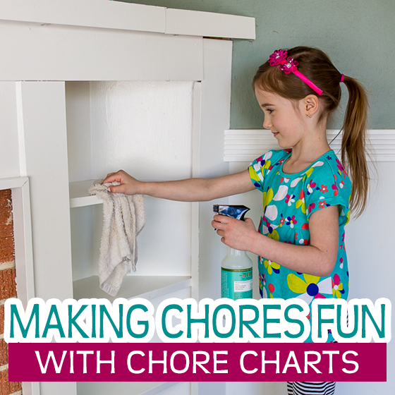 Making Chores Fun with Chore Charts » Daily Mom