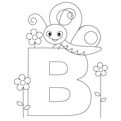 56 Top Coloring Pages Letters Ofthe Alphabet For Free