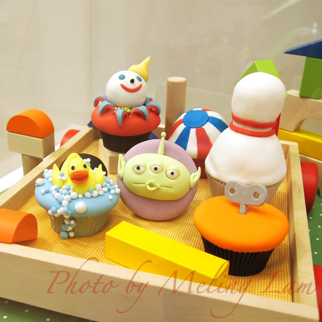 Cupcake Voyage gallery harbour city