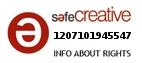 Safe Creative #1207101945547