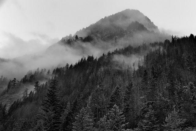 Ridges                       of Mount Ross, North Cascades National Park                       Complex, Washington