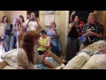 Florence + The Machine Performs Special Concert For Teen At Hospice - Video