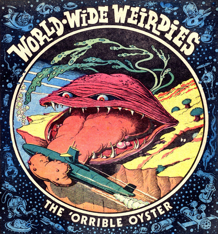 Ken Reid - World Wide Weirdies 95