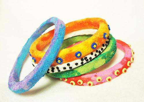 funky desert bracelets