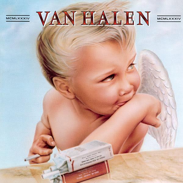 Resultado de imagem para Van Halen 1984