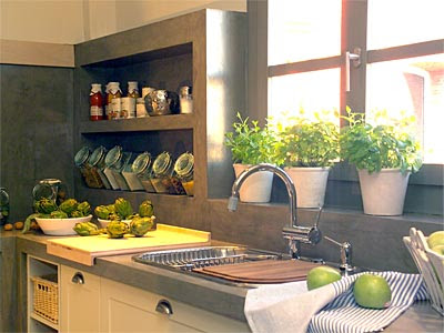 En la cocina 1
