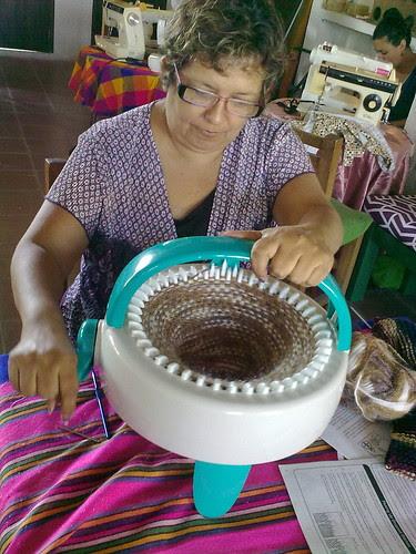 Taller de costura creativa y tejido