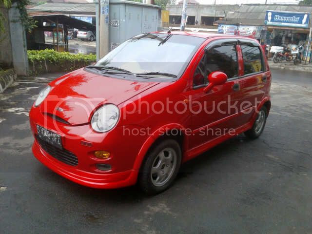 104+ Gambar Modifikasi Mobil Chery Qq Gratis Terbaik