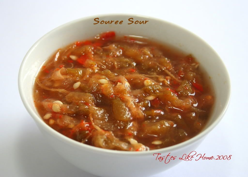 Souree sour