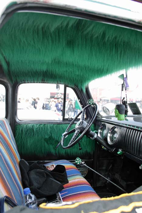 Carshow Muppet Interior