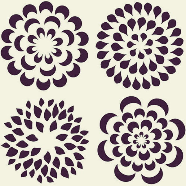 Printable Stencil Patterns For Many Uses (11)