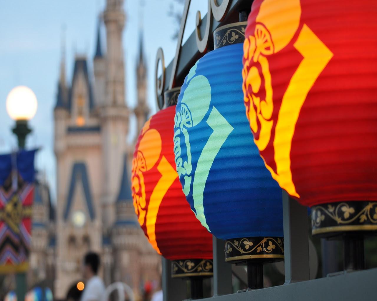 ディズニー 夏祭り 壁紙 Disney 90
