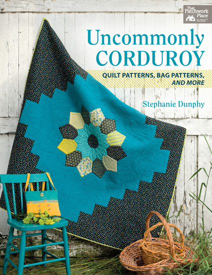 Martingale - Uncommonly Corduroy (Print version + eBook bundle)