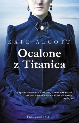 Okładka książki Ocalone z Titanica