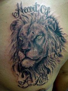 Mully Tattoo Tattoos Black And Gray Black And Grey Lion Tattoo