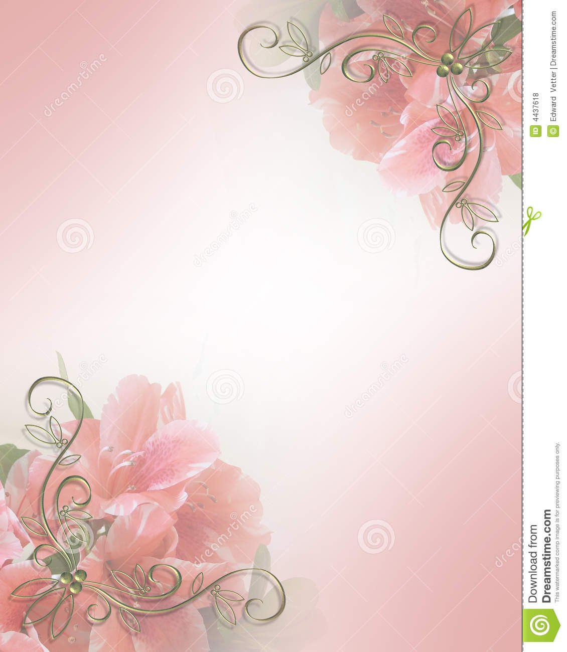 Wedding Invitation Backgrounds: Expensive Wedding Invitation For You: Background Designs